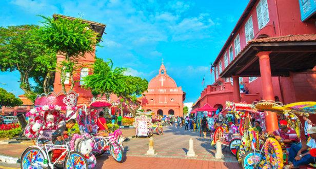 Tour Singapore – Malaysia 6N5D giá tốt cho mùa thu | KH từ Hà Nội