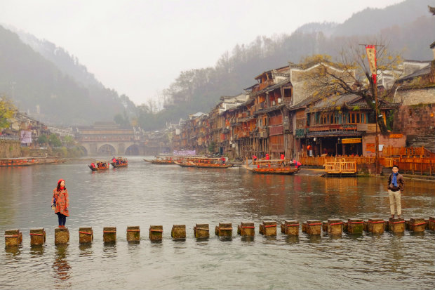 Tour du lịch Trương Gia Giới   Phượng Hoàng Cổ Trấn 5 ngày 4 đêm – Lạc giữa thiên đường hạ giới