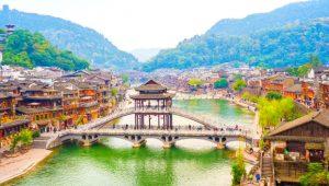Tour du lịch Trương Gia Giới | Phượng Hoàng Cổ Trấn 5 ngày 4 đêm – Lạc giữa thiên đường hạ giới những ngày đầu năm