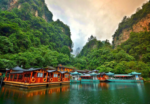 Hồ Bảo Phong Trung Quốc