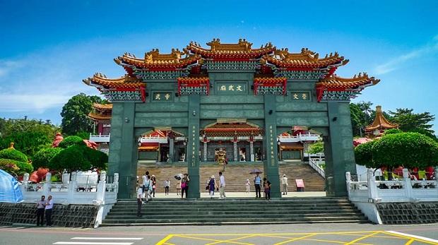 Du lịch Đài Loan Tết: Du lịch Đài Bắc – Đài Trung – Thập Phần – Dương Minh Sơn 5N4Đ giá tốt