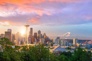 Vé máy bay giá rẻđi Seattle