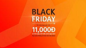 Black Friday – Jetstar tung vé rẻ bất ngờ chỉ từ 11,000 đồng