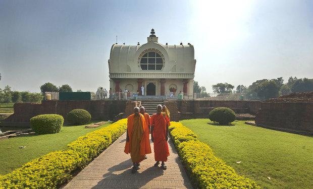 Du lịch Ấn Độ 7 ngày 6 đêm – Tour hành hương ý nghĩa về đất Phật