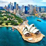 Du lịch nước Úc 6 ngày 5 đêm – Khám phá thành phố Sydney | Melbourne