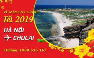 Giá vé máy bay Tết 2019 Hà Nội – Chu Lai mới nhất