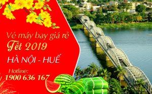Giá vé máy bay Tết 2019 Hà Nội – Huế mới nhất