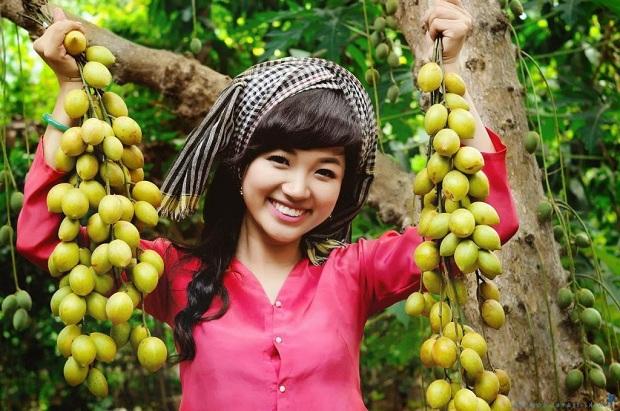 Lạc vào xứ trái cây miệt vườn miền Tây