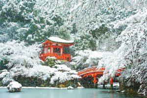 Những điểm du lịch nước ngoài để có tháng cuối năm thật ý nghĩa