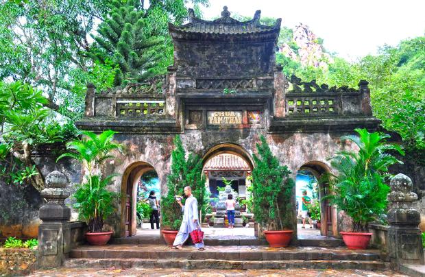 Chùa Tam Thai Đà Nẵng