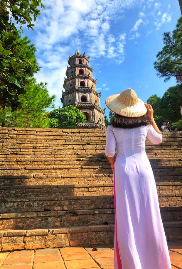 chùa Thiên Mụ Huế - Du lịch đà nẵng hội an huế