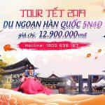 Tour Tết 2019:  Chương trình Charter Cheoungju – Du ngoạn Hàn Quốc  5N4Đ