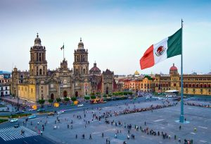 Vé máy bay giá rẻ đi Mexico