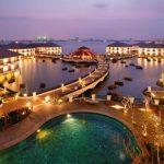 """Điểm danh 4 khách sạn có điểm nhìn """"đắt giá"""" nhất tại Hà Nội"""