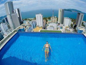 Gọi tên 4 khách sạn có hồ bơi ở Nha Trang ai thấy cũng mê