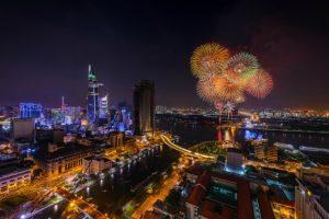 """Lưu liền tay 3 khách sạn xem pháo hoa Sài Gòn """"đỉnh của đỉnh"""""""