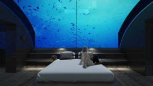 Muraka Hotel – Khách sạn dưới biển đầu tiên có mặt trên Thế Giới
