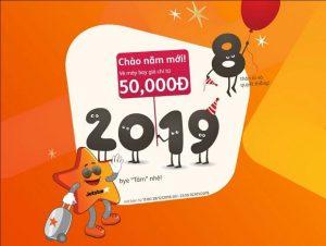 Chào năm mới – Bay cùng Jestar với vé siêu tiết kiệm chỉ từ 50,000 đồng
