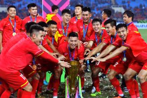 Cuồng nhiệt cổ vũ đội tuyển Việt Nam tại AFC CUP 2019 và khám phá Các tiểu vương quốc Arab