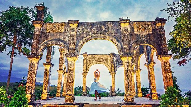 cung điện nước Ujung