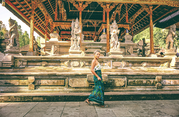 đền Tirta Empul