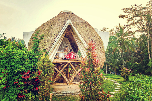 Villa Akasha Moonstone Dome