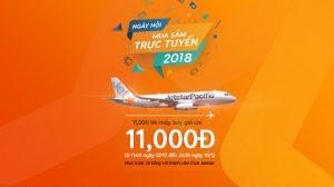 HOT! Jetstar siêu khuyến mãi 11,000 vé máy bay chỉ từ 11,000 đồng