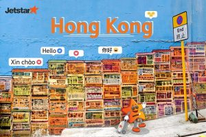 Jetsar Pacific thông báo tăng tần suất chuyến bay Đà Nẵng – Hong Kong