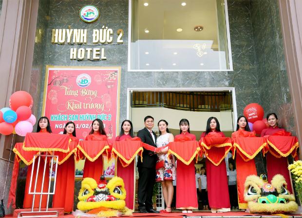 Khách sạn Huỳnh Đức 2 Đồng Tháp