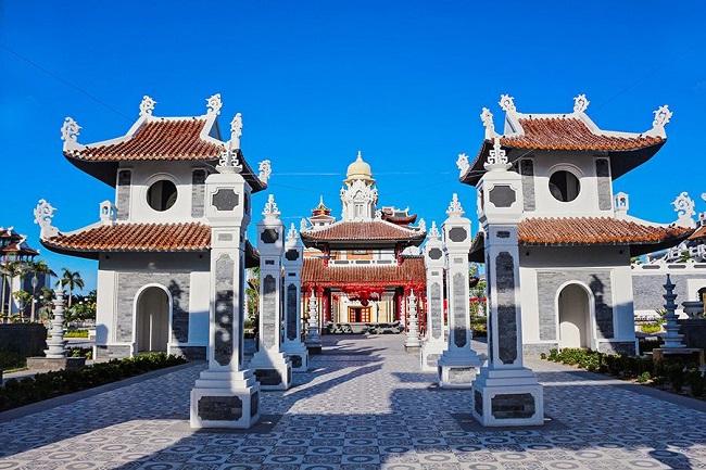 tour Da Nang tron goi