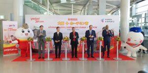 Vietjet Air tiếp tục mở rộng mạng lưới bay quốc tế đến Hàn Quốc và Nhật Bản