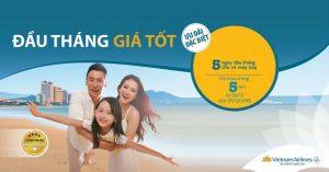 Vietnam Airlines – 5 ngày vàng săn vé khuyến mãi quốc tế chỉ từ 112 USD