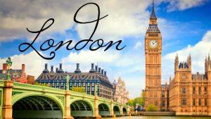 Đặt vé máy bay đi London giá rẻ