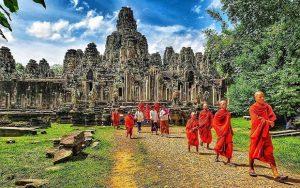 Vé máy bay đi Siem Reap, Campuchia giá rẻ 2020