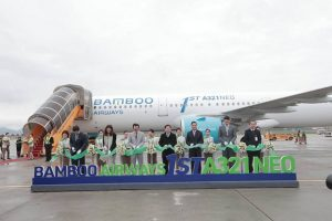 Bamboo Airways thành công với chuyến bay thương mại đầu tiên