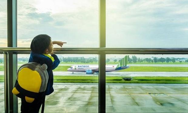 Giá vé máy bay Bamboo Airways dành cho trẻ em