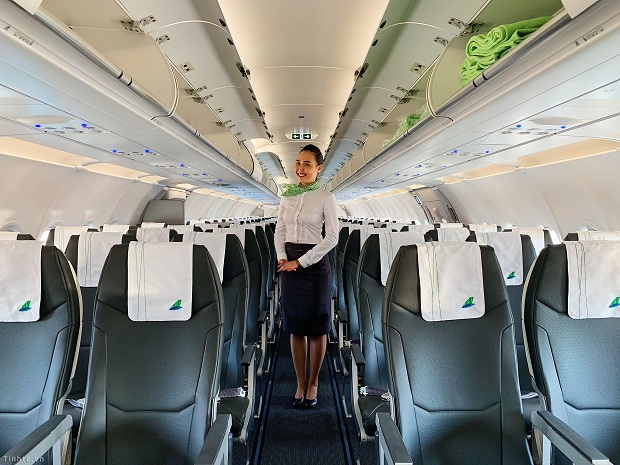 Đặt mua vé máy bay TP HCM Thanh Hóa Bamboo Airways để trải nghiệm một chuyến bay tuyệt vời