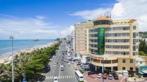 Truy lùng 5 khách sạn 2 sao gần biển ở Vũng Tàu hút khách nhất