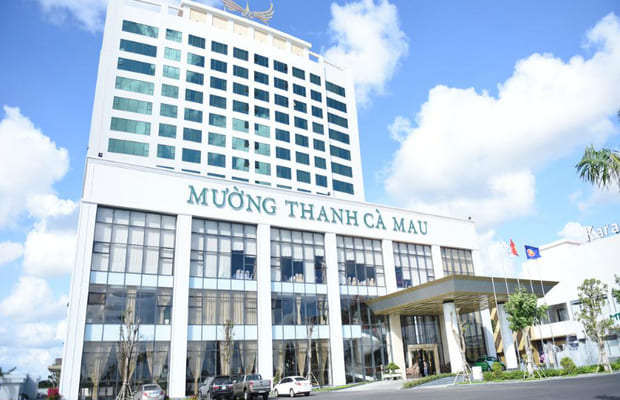 Khách sạn Cà Mau Mường Thanh Luxury 5 sao