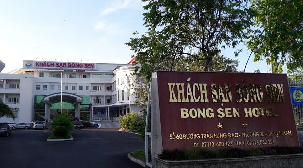 Khách sạn Hậu Giang Bông Sen
