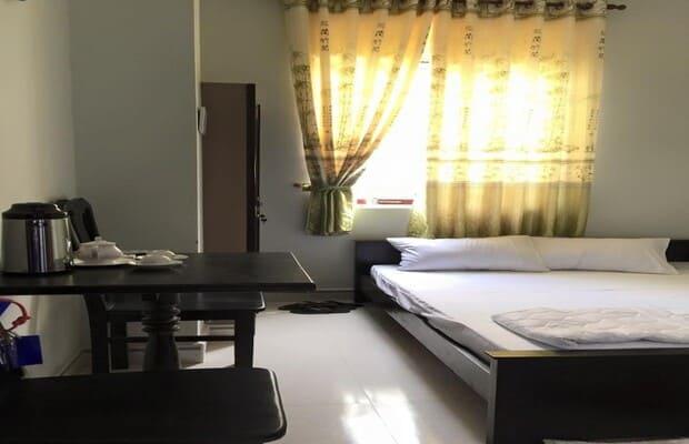 Phòng khách sạn Hậu Giang Đêm Xà No
