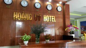 Khách sạn Hoàng Vỹ Bình Dương