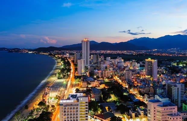 Các khách sạn Khánh Hòa