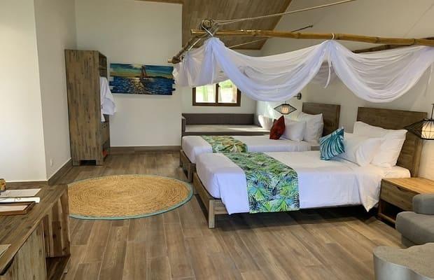 Pax Ana Doc Let Resort & Spa là khách sạn Khánh Hòa được yêu thích