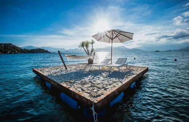 Khu nghỉ dưỡng Sao Biển - top các khách sạn Khánh Hòa
