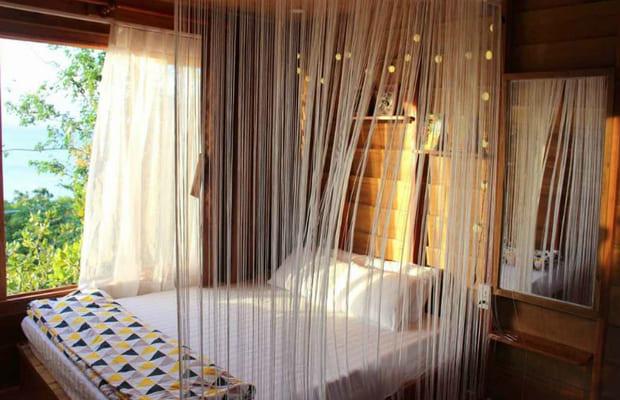 Phòng ngủ khách sạn Khánh Hòa Sao Biển u nghỉ dưỡng Sao Biển