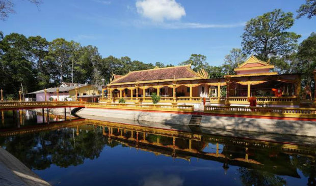 Khách sạn Trà Vinh