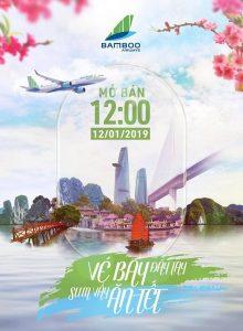 Siêu HOT! Bamboo Airways chính thức mở bán vé máy bay