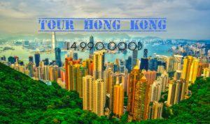 Tour du lịch Hồng Kông 5N4Đ Khám phá Thẩm Quyến – Quảng Châu