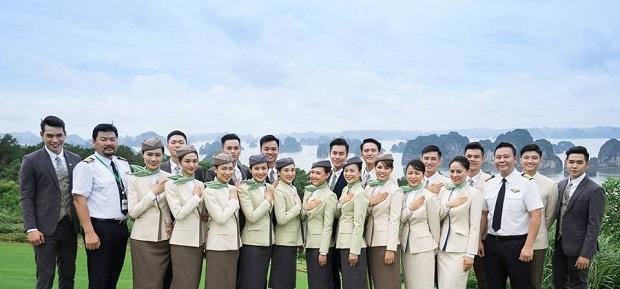 Đặt mua vé máy bay Bamboo Airways khám phá mọi miền tổ quốc